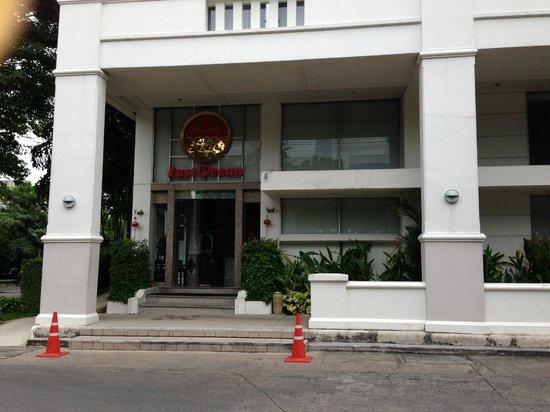 SC Park Hotel: Restaurant