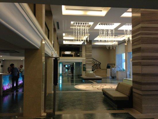 SC Park Hotel: Lobby