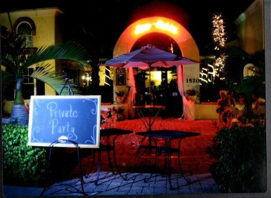 Brew Babies Garden Bistro: Rent out for private parties