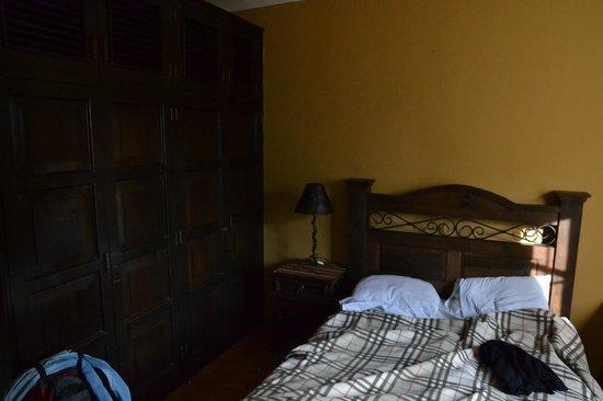 Hotel Palacio Chico 1940: bedroom