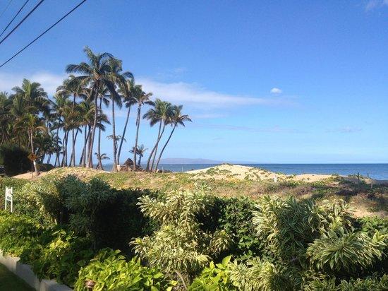 Maui Sunseeker LGBT Resort : Morning on the Lanai at Sunseeker