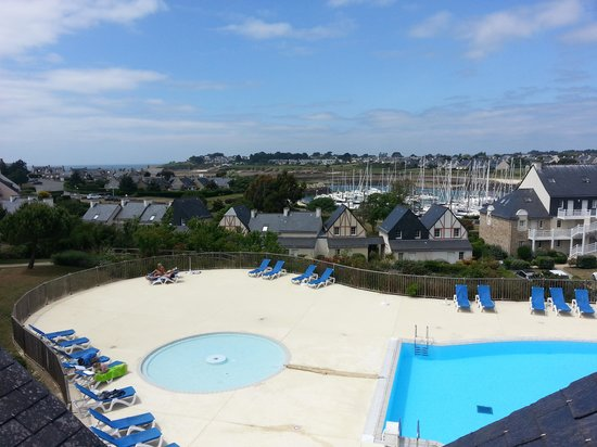 Pierre & Vacances Village Club Port du Crouesty : vue depuis la chambre