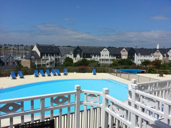 Plan photo de pierre vacances village club port du for Village vacances bretagne piscine couverte