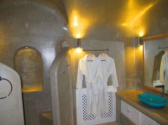 Pegasus Villas: Μπάνιο-ντουζιέρα