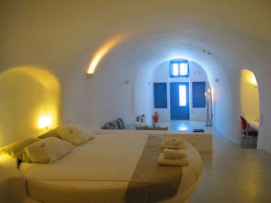 Pegasus Villas: Πρώτο διπλό κρεβάτι