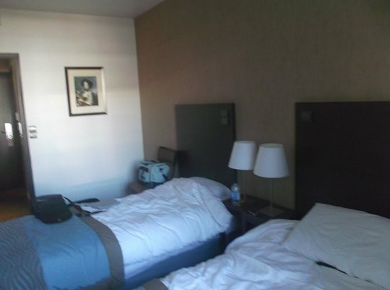 Mercure Versailles Parly 2: Room