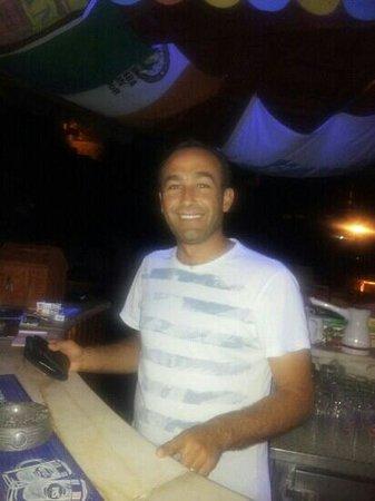 Happy Apart Hotel: Mehmet!