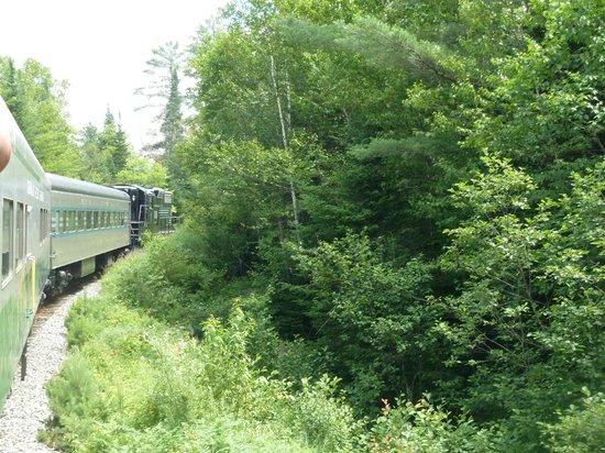 Adirondack Scenic Railroad: Adirondack Scenic RR