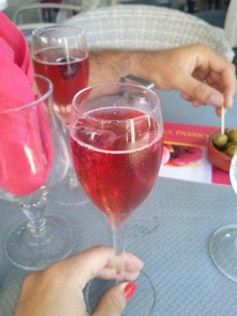 Le Maillol Café : Cocktail Maillol