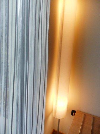 Hotel Esperia Palace: Luce moderna