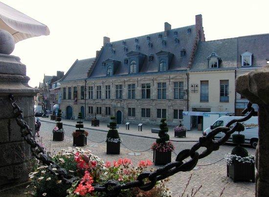 La table du meunier : L' ancienne Châtellenie de Cassel, (xvie siècle)