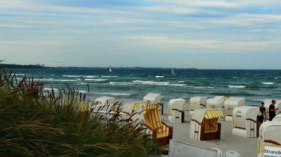 Hotel Meerzeit: Strand