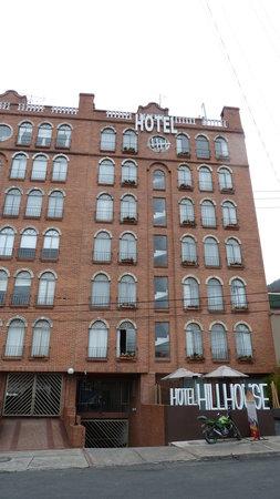 Hotel Hill House: Das Hill House von aussen
