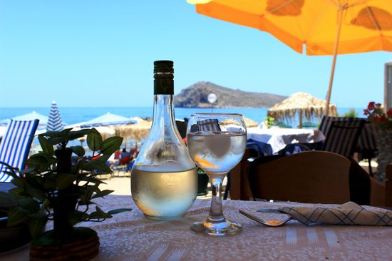 Hotel Atlantida Mare: pranzo a due passi dal mare