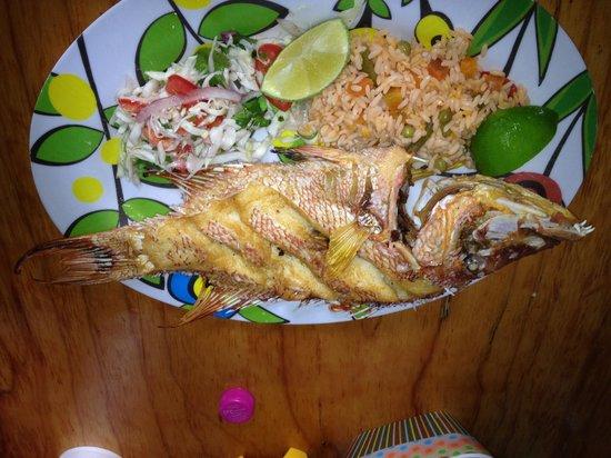 Pescaderia San Carlos: Fish