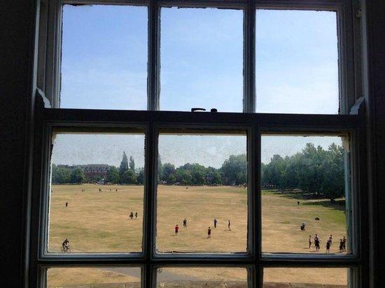University Arms Cambridge: View