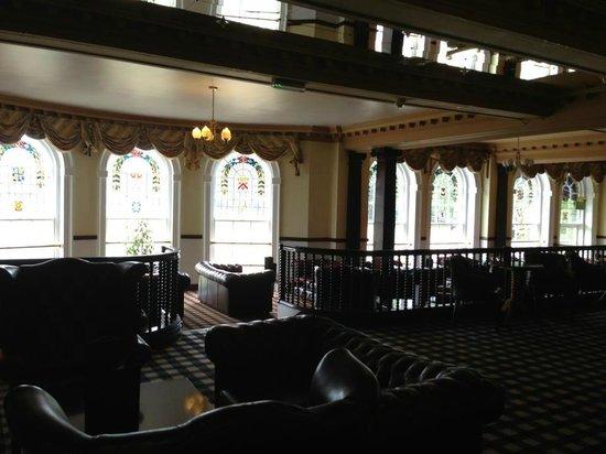 University Arms Cambridge: Bar Area