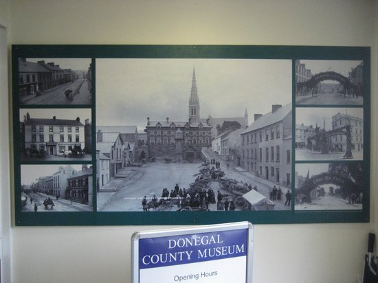 Donegal County Museum: Old Letterkenny Pictures