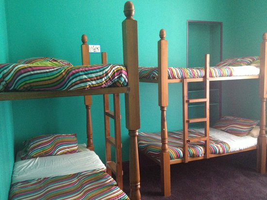 Oban Backpackers : One of our 6 Bed Dorms