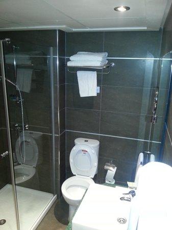 THB Cala Lliteras: bagno