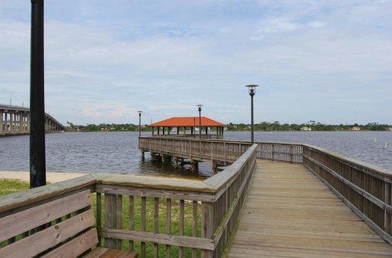 Fortunato Park: Fishing Dock
