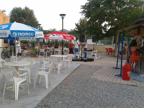 Camping Tohapi Domaine des Iscles: Music