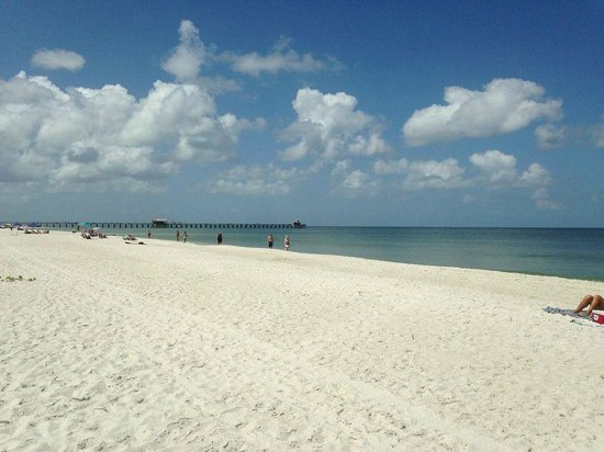 Lowdermilk Beach: Playa
