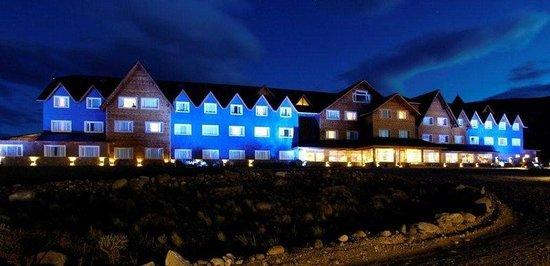 Alto Calafate Hotel Patagonico : Hotel Front
