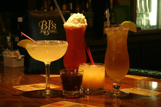 BJ's Steakhouse: Drinks