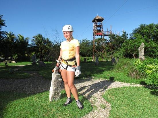 Fly High Adventures Zip Line Park: Zipline with us!