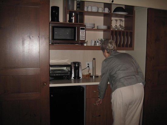 Estrimont Suites & Spa: Kitchen Facilities