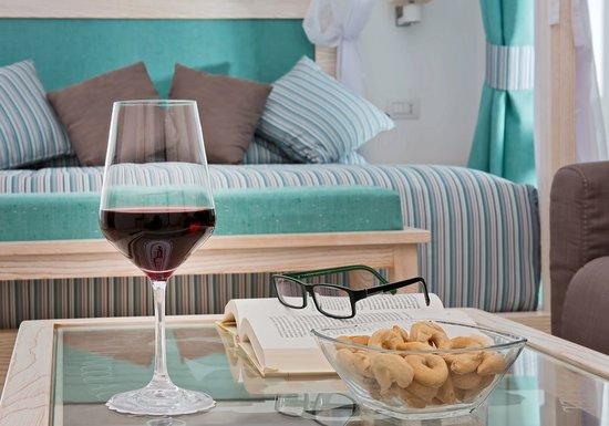 Capri Wine Hotel : detail