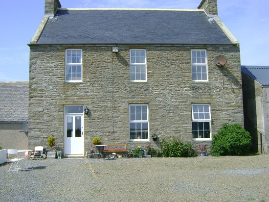 Backaskaill Farmhouse B & B
