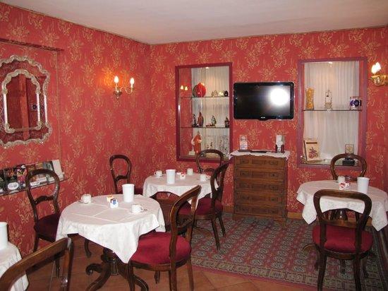 Hotel do Pozzi : Café da manhã