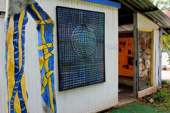 Nicoya, Costa Rica: Atelier Casa de Arte