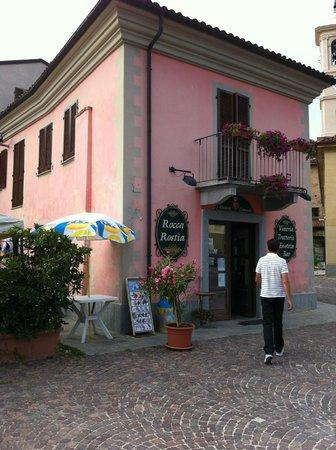 Rocca Rostia