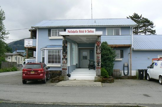 Metlakatla Hotel: Metlakatla Inn