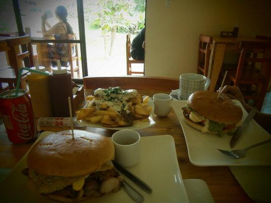 Club Sandwich : Algunos de nuestros productos...