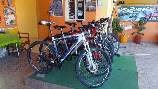 Velo Studios: Bikes for Rent at Studios