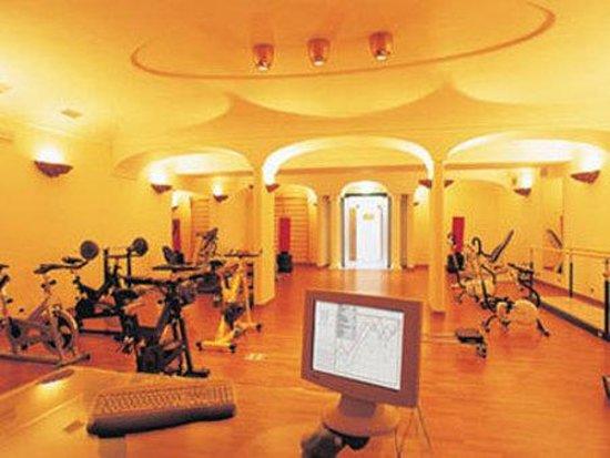 Grand Hotel Terme di Augusto: Gym