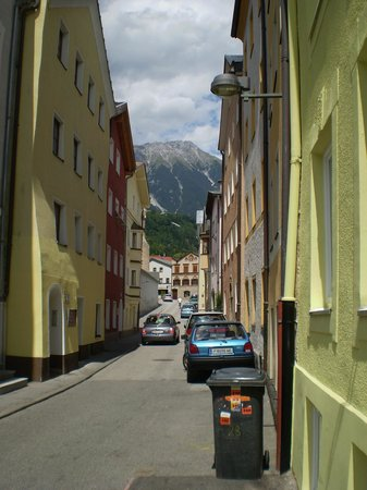 Hotel Gasthof Engl: Secondary Building Street View