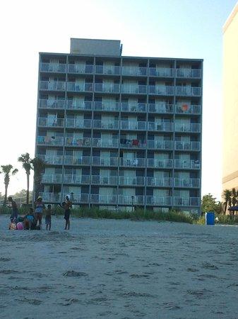 Indigo Inn: From the beach