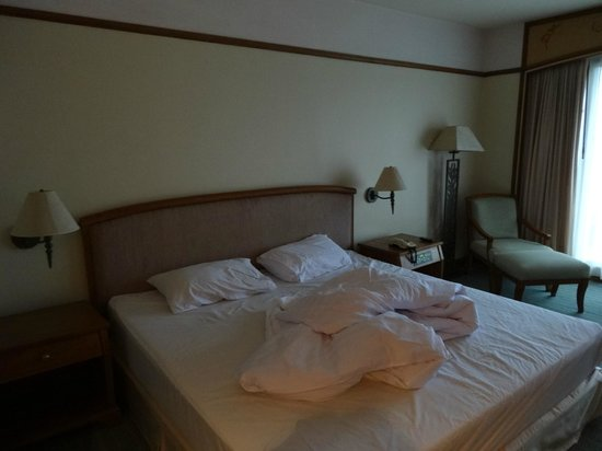 Royal City Hotel: Chambre