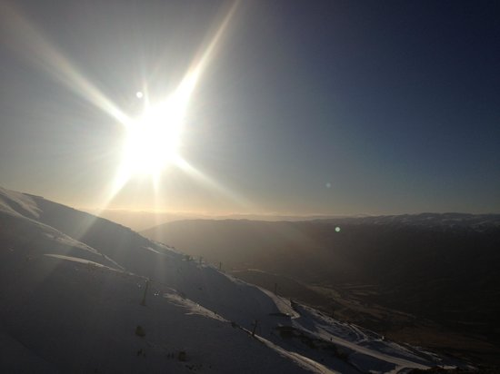 Benbrae - Cardrona Valley Resort: Bluebird days