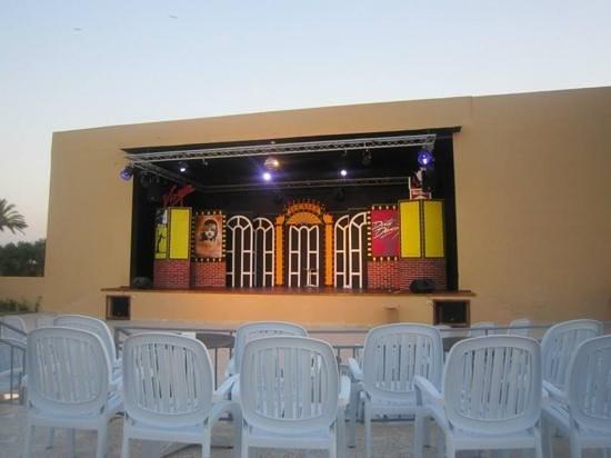 Skanes Family Resort: amphitheatre opening night Saturday 6 .7.13