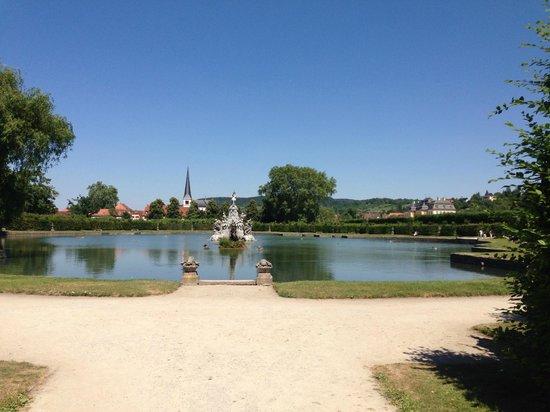 Hotel am Main: Nearby Schloss Gardens