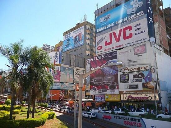 Ciudad Del Este, Paraguay: Negocios