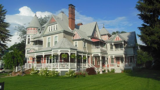 The Heather House