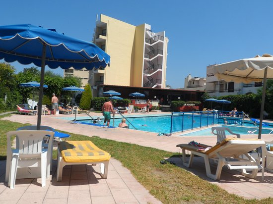 Hotel Solemar: pool area