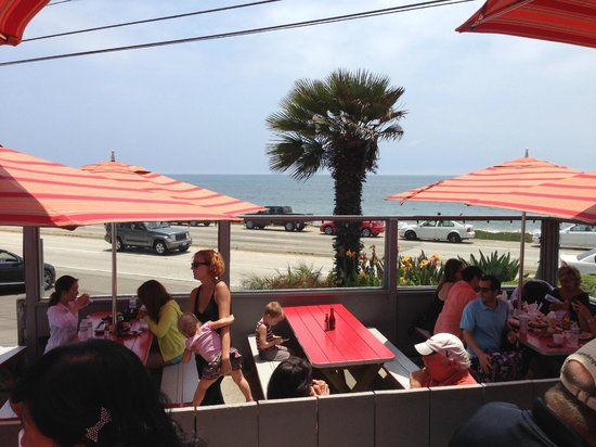 View picture of malibu seafood fresh fish market and for Malibu seafood fresh fish market patio cafe